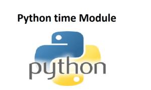 Python time Module