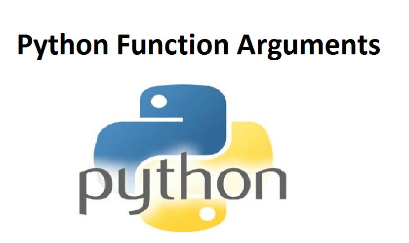 Python Function Arguments