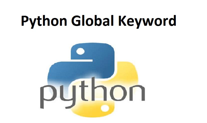 Python Global Keyword