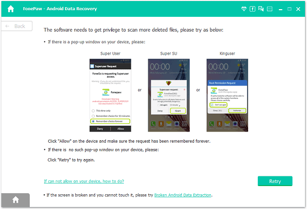 tap-allow-on-android