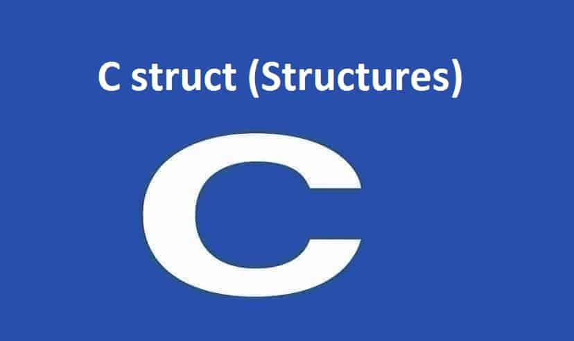 C struct
