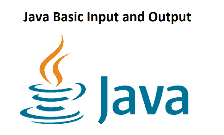 Java Basic Input and Output