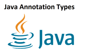 Java Annotation Types