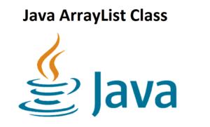 Java ArrayList Class