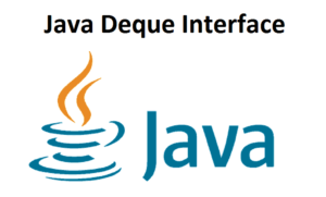 Java Deque Interface