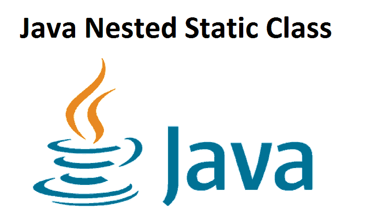 Java Nested Static Class
