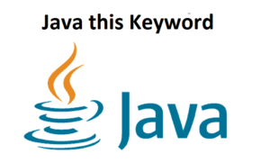 Java this Keyword