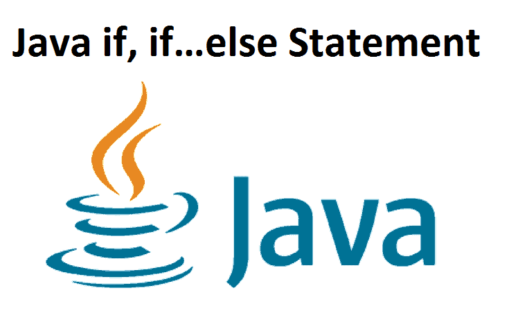 Java if, if…else Statement