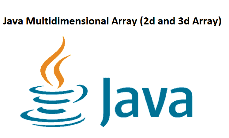 Java Multidimensional Arrays