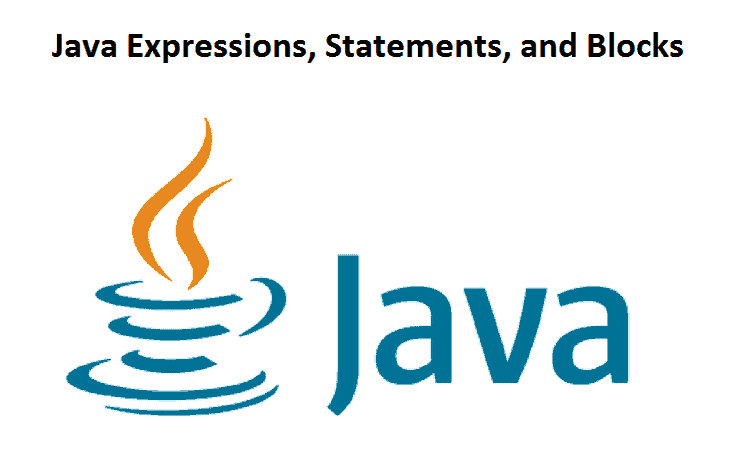 Java Expressions, Statements, and Blocks