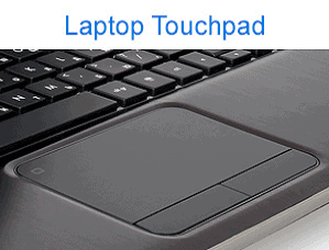 laptop touchpad