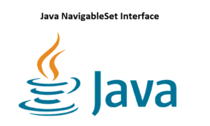 Java NavigableSet Interface