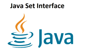 Java Set Interface