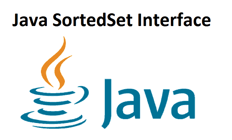 Java SortedSet Interface