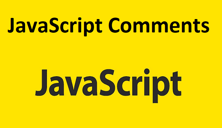 JavaScript Comments