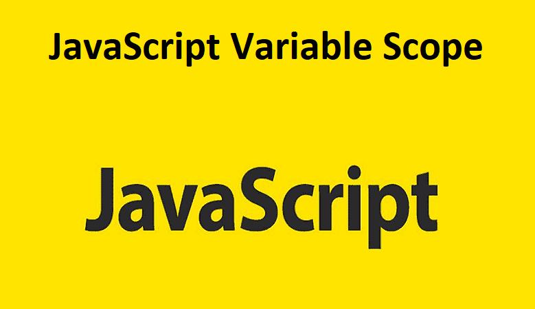 JavaScript Variable Scope