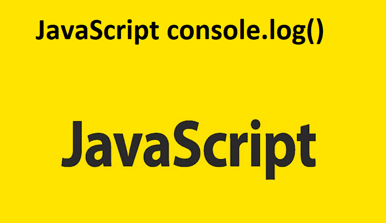 JavaScript console.log()