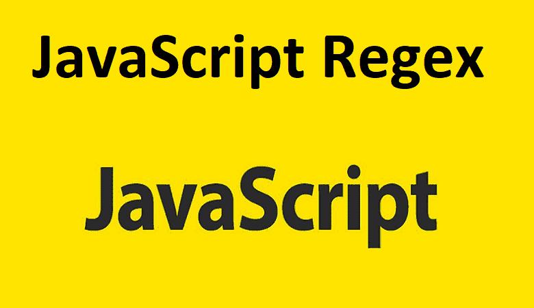 JavaScript Regex