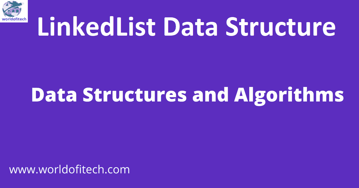 LinkedList Data Structure