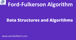 Ford-Fulkerson Algorithm