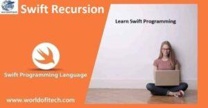 Swift Recursion