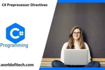 Csharp Preprocessor Directives